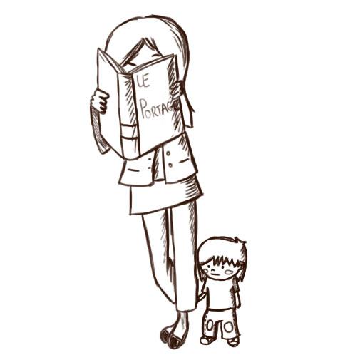 choisir son porte-bébé LLA
